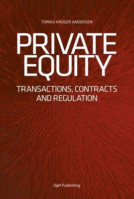 Private Equity Tomas Krüger Andersen 9788757432282