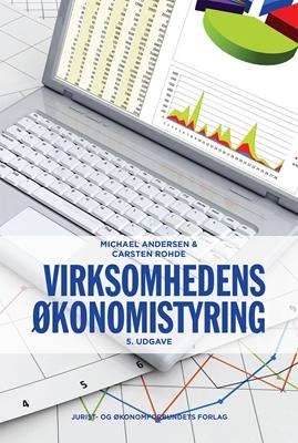 Virksomhedens økonomistyring Carsten Rohde, Michael Andersen 9788757440072