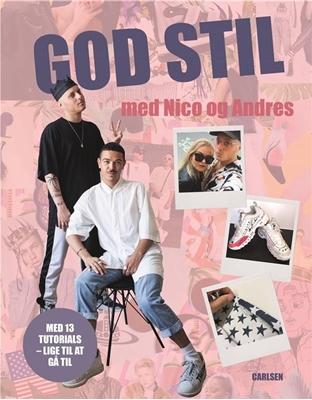 God stil med Nico og Andres Andres Artiles Jerrik, Nico Glad Golden 9788711693162