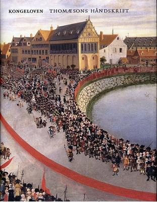 Kongeloven Jesper Dühring Jørgensen, Ditlev Tamm 9788757422979