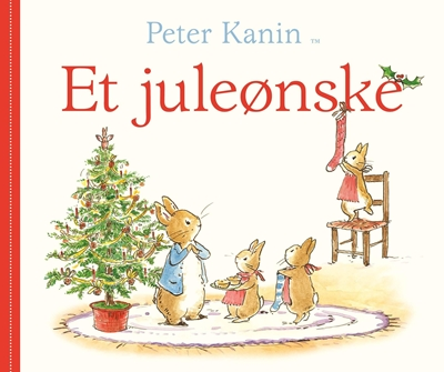 Peter Kanin - Et juleønske Beatrix Potter 9788711694039