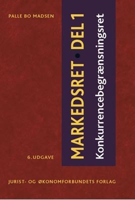 Markedsret Del 1 Palle Bo Madsen 9788757425154