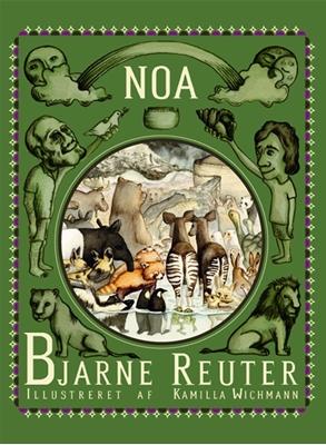 Noa Bjarne Reuter 9788775238965