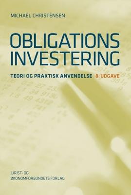 Obligationsinvestering 8. udgave Michael Christensen 9788757431957