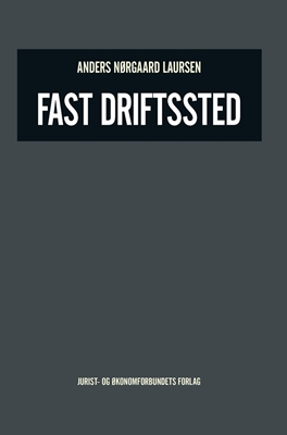 Fast driftsted Anders Nørgaard Laursen 9788757426632