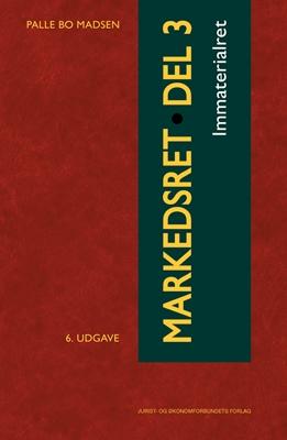 Markedsret Del 3 Madsen P 9788757436211