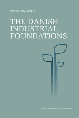 The Danish Industrial Foundations Steen Thomsen 9788757436891