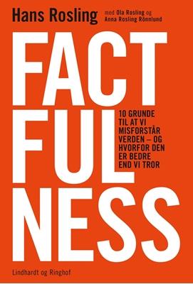 Factfulness Ola Rosling, Anna Rosling Rönnlund, Hans Rosling 9788711557266