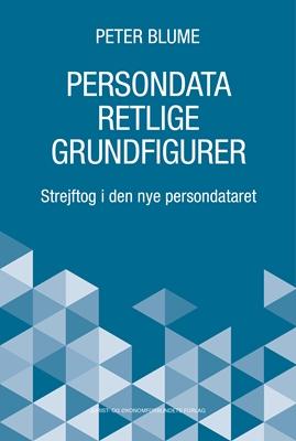 Persondataretlige Grundfigurer Peter Blume 9788757435375