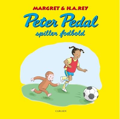 Peter Pedal spiller fodbold Margret, H.A. Rey 9788711694763
