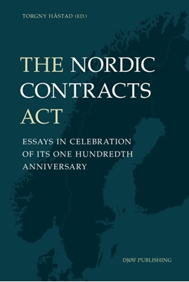 The Nordic Contracts Acts Torgny (red), Håstad 9788757433227