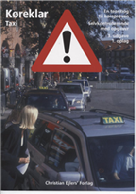 Køreklar Taxi Henning Kehr 9788772412702