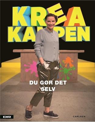Kreakampen - du gør det selv Sofie Østergaard 9788711569092