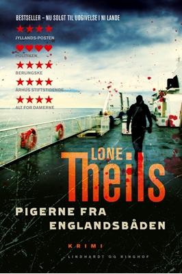 Pigerne fra Englandsbåden Lone Theils 9788711512692