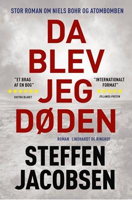 Da blev jeg Døden Steffen Jacobsen 9788711564134