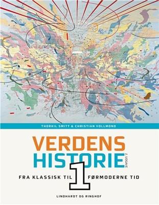 Verdenshistorie 1, 2.udg. Christian Vollmond, Thorkil Smitt 9788770668415