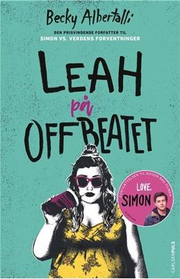 Leah på offbeatet Becky Albertalli 9788711900048