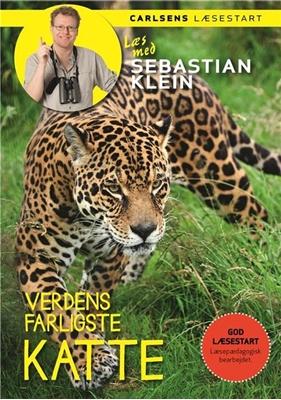 Læs med Sebastian Klein - Verdens farligste katte Sebastian Klein 9788711566572