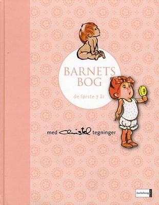 Barnets bog - Lyserød (Christel) Ukendt forfatter 9788711311950