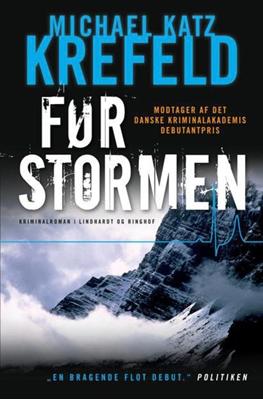 Før stormen, pb. Michael Katz Krefeld 9788711396285
