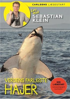 Læs med Sebastian Klein - Verdens farligste hajer Sebastian Klein 9788711566596