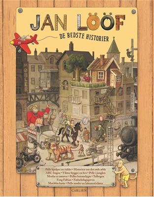 Jan Lööf - De bedste historier Jan Lööf 9788711692066
