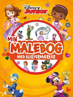 Disney Junior: malebog (kolli 6)  9788711696309