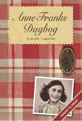 Anne Franks Dagbog (jubilæumsudgave) ANNE FRANK 9788711358023