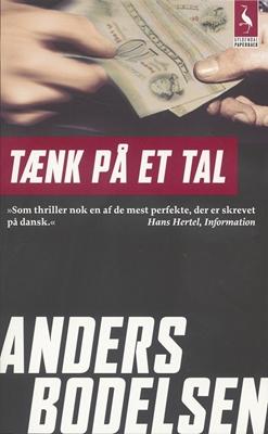 Tænk på et tal Anders Bodelsen 9788702058130