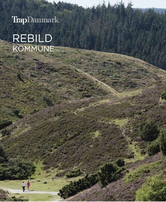 Trap Danmark: Rebild Kommune Trap Danmark 9788771810585