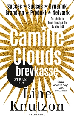 Camille Clouds brevkasse Line Knutzon 9788702249361
