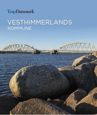 Trap Danmark: Vesthimmerlands Kommune Trap Danmark 9788771810578