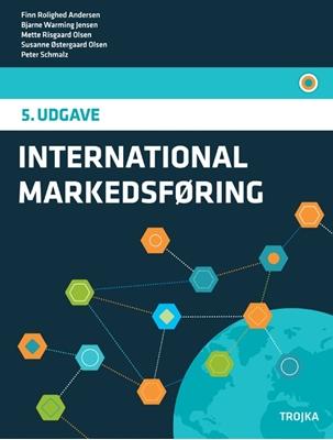 International markedsføring - lærebog  9788771540208