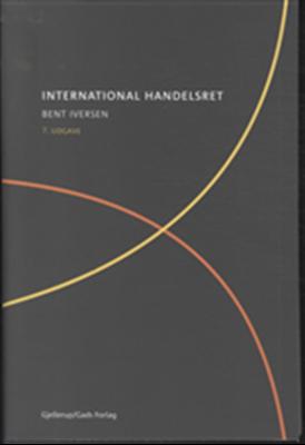 International handelsret 7. udgave  9788713050307