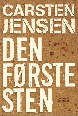 Den første sten Carsten Jensen 9788702167290