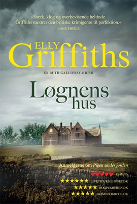 Løgnens hus Elly Griffiths 9788712055532