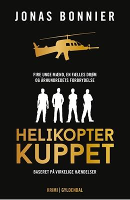 Helikopterkuppet Jonas Bonnier 9788702232035
