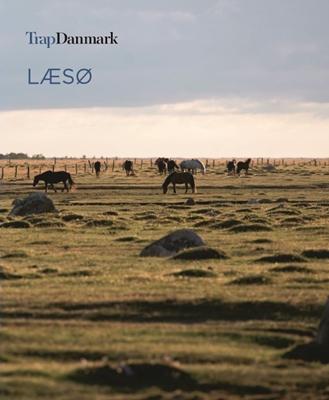Trap Danmark: Læsø Kommune Trap Danmark 9788771810523