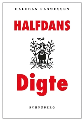 Halfdans digte Halfdan Rasmussen 9788757017915
