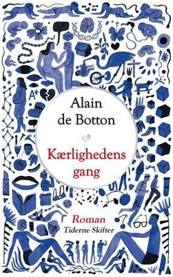 Kærlighedens gang Alain de Botton 9788702226737
