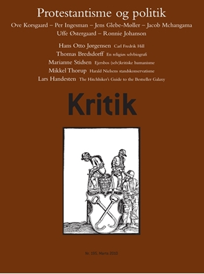 Kritik, 43. årgang, nr. 195 Frederik Stjernfelt, Lasse Horne Kjældgaard 9788702092028