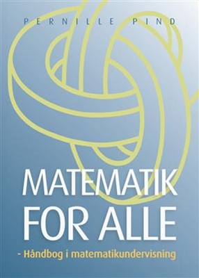 Matematik for alle Pernille Pind 9788792435002