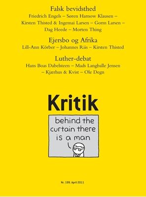 Kritik, 44. årgang, nr. 199 Frederik Stjernfelt, Lasse Horne Kjældgaard 9788702108132