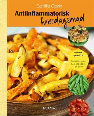 Antiinflammatorisk hverdagsmad Camilla Clevin 9788793231351