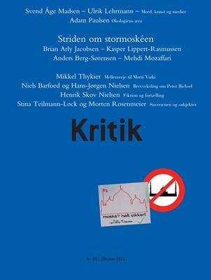 Kritik, 44. årgang, nr. 201 Frederik Stjernfelt, Lasse Horne Kjældgaard 9788702108170