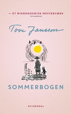 Sommerbogen Tove Jansson 9788702155525