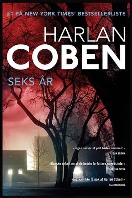 Seks år - PB Harlan Coben 9788712054818