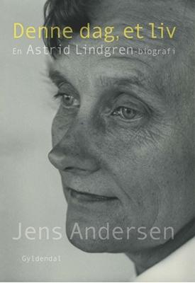Denne dag, et liv Jens Andersen 9788702151268