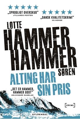 Alting har sin pris Søren Hammer, Lotte 9788702191936