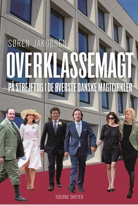 Overklassemagt Søren Jakobsen 9788702217711